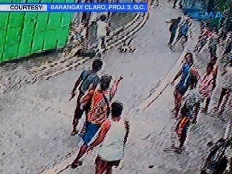 Saksi: 3 lalaki kabilang ang isang pulis, arestado matapos masangkot sa gulo
