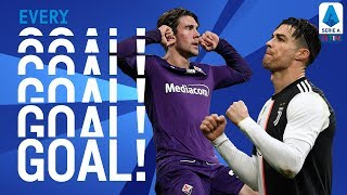 Vlahović Is The New Teen Superstar & Ronaldo Keeps Breaking Records! | EVERY Goal R16 | Serie A TIM