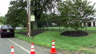 Hurricane Irene In Tinton Falls NJ