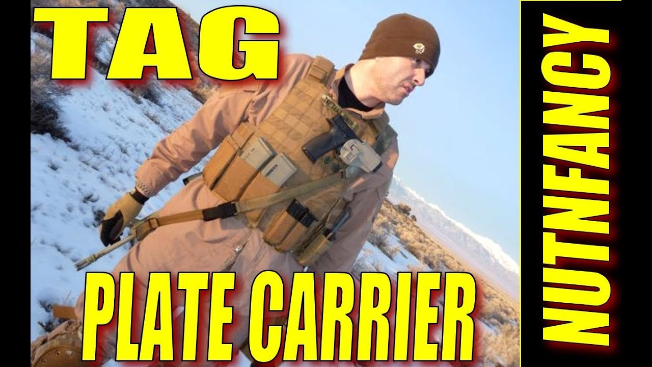 Tactical Assault Gear Plate Carrier review by Nutnfancy ...