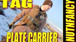 Tactical Assault Gear Plate Carrier review by Nutnfancy
