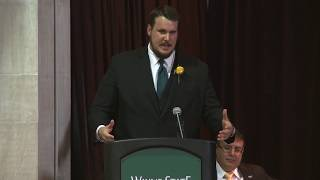 2018 Hall of Fame Inductions / Joe Long