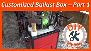 Download A Ballast Box for My Kubota L3901 - Part 1 Youtube