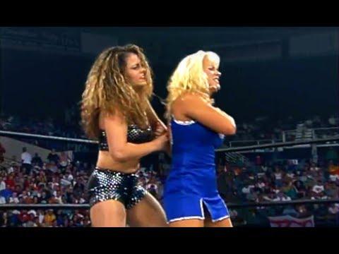720pHD: WCW Nitro 080999  Mona vs. Little Jeannie feat. Brandi Alexander