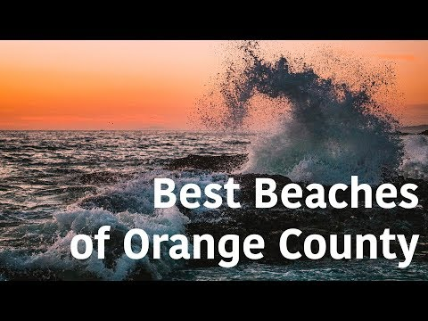 Best Beaches in Orange County for Photography
