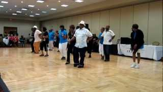 Mr. Smooth Moves - Basic Ballroom steps