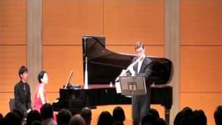 A. Khachatourian: Violin Concerto in D minor. I. Allegro moderato