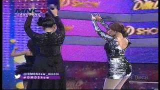 Terlalu Asyik Berjoget Peserta Ini Jatuh DMD Show MNCTV (8/1)