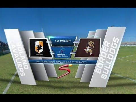 2018 SuperSport Rugby Challenge - Boland Kavaliers Vs Border Bulldoges