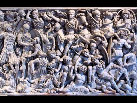 Medieval Epic Battle Music with History Chapter: The Goths. Visigoths and Ostrogoths.