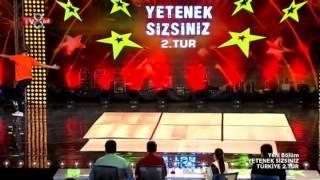 Yetenek sizsiniz türkiye skate parkur 2.tur