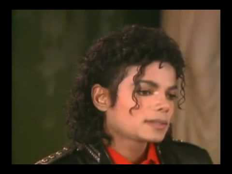 Michael Jackson - Ebony Jet Interview 1987 (PART 2/2 ... Michael Jackson 1987 Interview