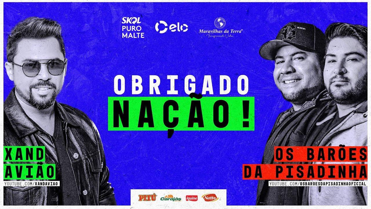 Download Xand Avião & Os Barões da Pisadinha (LIVE OFICIAL)