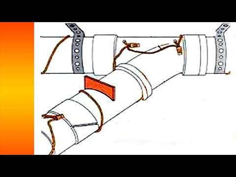 Стружкоудаление в мастерской и борьба со статическим электричеством. Квази - металлическая труба.