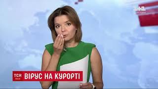 У Марички Падалко выпал зуб в прямом эфире