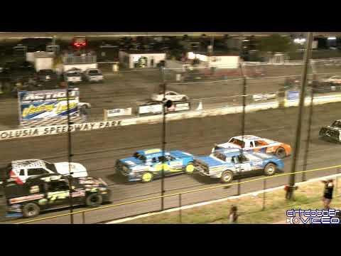 Thunderstocks Feature, Volusia Speedway Park, 7/13/19