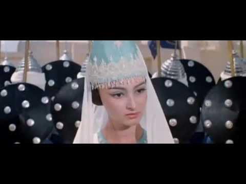 Волшебная лампа Аладдина (Alladin's Magic Lamp, Gorky Film Studio 1966) from YouTube · Duration:  1 hour 18 minutes 44 seconds