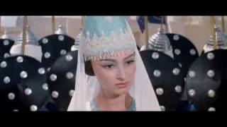 Волшебная лампа Аладдина (Alladin's Magic Lamp, Gorky Film Studio 1966)