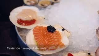 Le Plateau de Fruits de Mer du restaurant Le Belon