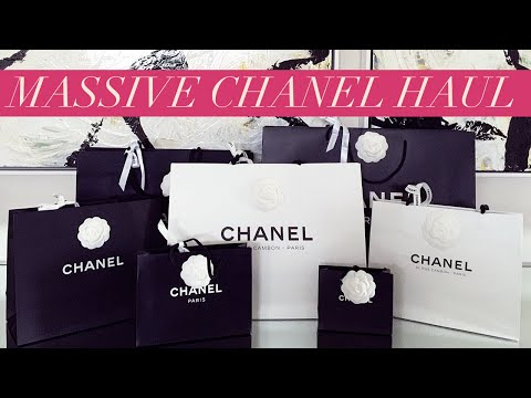 MASSIVE CHANEL HAUL 2016 | Bags, Jewellery & more!