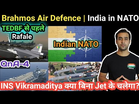 Q & A Episode 4 Defence Gallery | INS Vikrant Fighter Jet | Brahmos Air Defence n More