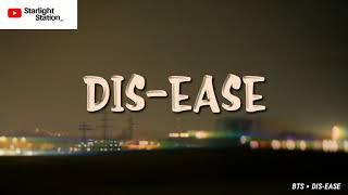 Download Lagu BTS ▪ DIS-EASE | INDO LIRIK mp3
