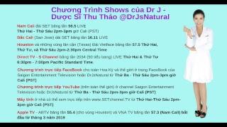 Dr. J's Natural Show   28/02/2019