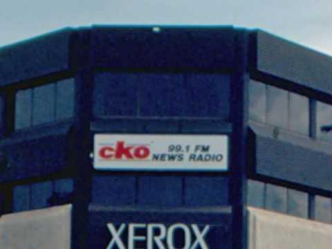 CKO FM2 99.1 Toronto - John Wilson - Aug 1989