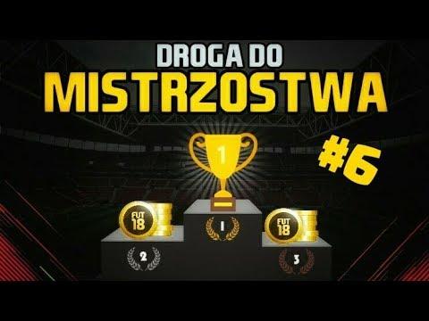 FIFA 18 | DROGA DO MISTRZOSTWA | BARDZO DUŻE WZMOCNIENIA I JEST CORAZ CIĘŻEJ | #6