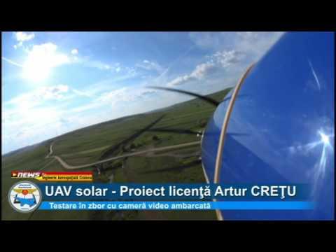 UAV Solar - Proiect licenta Artur CRETU (PII)