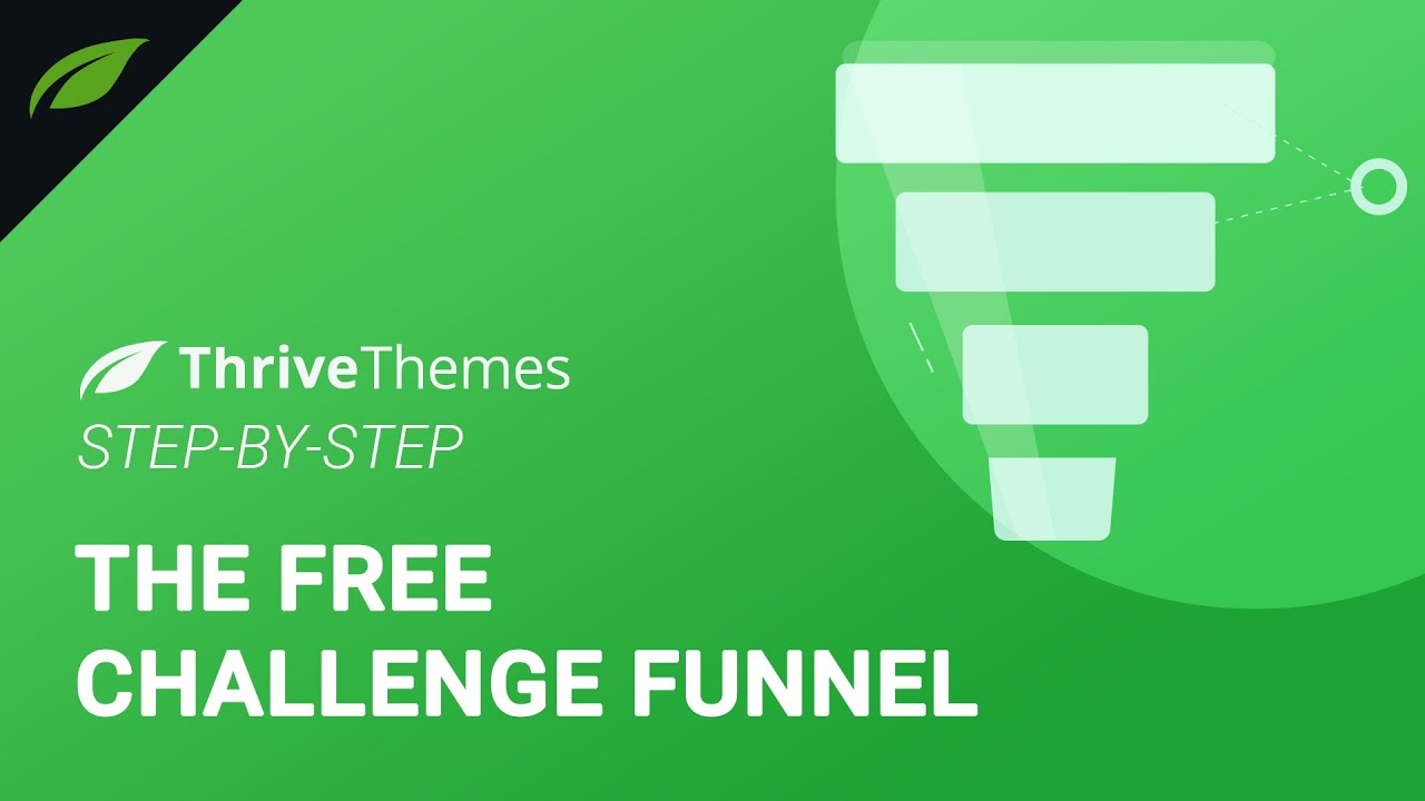 How to Create a Free Challenge Funnel Step-by-Step