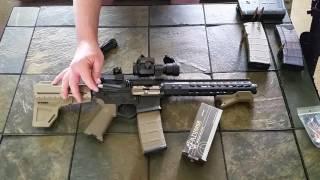 complete 300 blackout pistol for 700