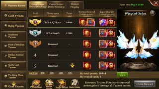 Era of Celestials How to get Tycoon points