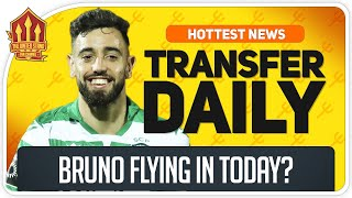 Bruno Fernandes Day? Man Utd Transfer News