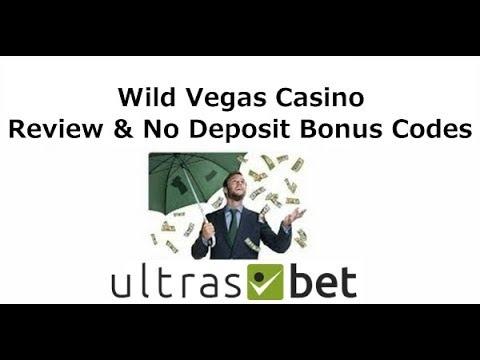 Wild Vegas Casino Review & No Deposit Bonus Codes