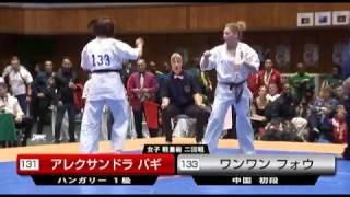 第5回I.K.O.MATSUSHIMA全世界極真空手道選手権大会 5th I.K.O Matsushi...