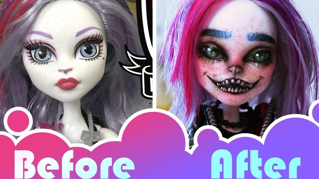 Catrine demew popular catrine demew doll buy cheap catrine demew doll - Monster High Cheshire Catrine Demew Repaint