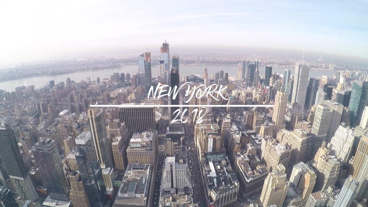 New York City 2018 | GoPro Edit | Christmas - YouTube