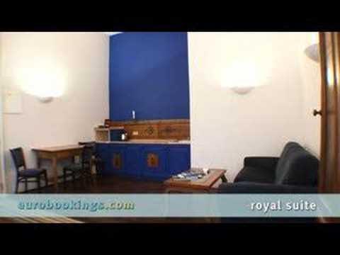Video clip of The Iron Gate Hotel Prague by Eurobookings.com