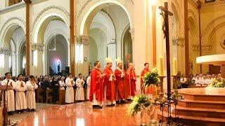 Thánh lễ bế mạc Năm Thánh Lòng Thương Xót 13-11-2016