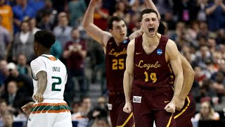 March Madness Craziest Endings | Part 1