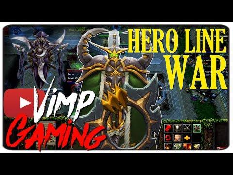 Warcraft 3   Hero Line War   World At War