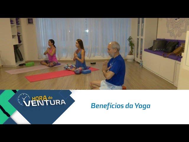 Maísa conta tudo sobre os benefícios da Yoga!! - Bloco 02