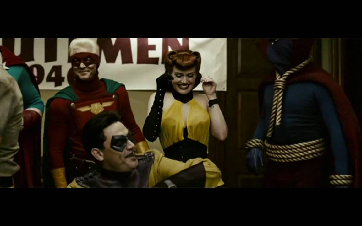 watchmen comiccon preview youtube