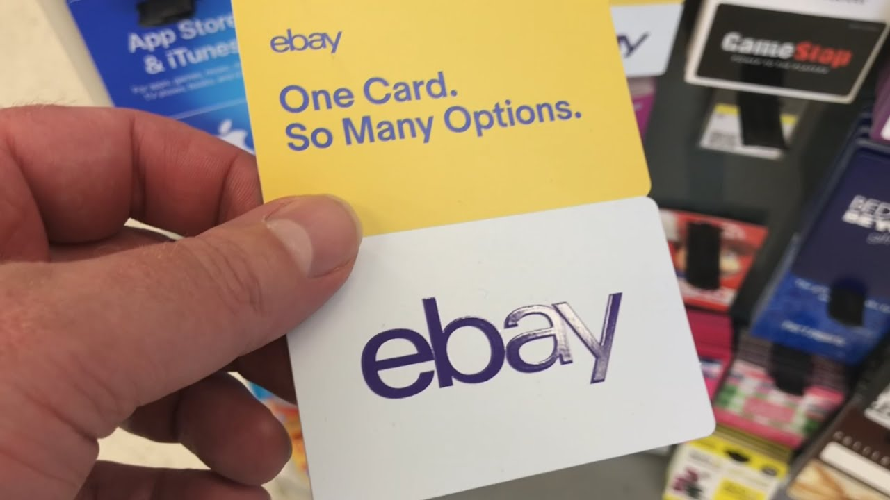 Phoenix Man Buys Ebay Gift Card Money Disappears Youtube