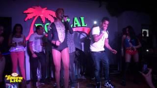 La Delfi en el Tropical Club Mar 2, 2013