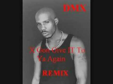 DMX - X Gonna Give It To Ya Again feat. BZR Royale