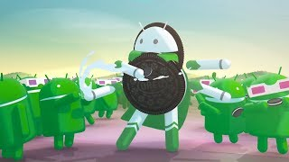 Android O Launch Live #Eclipse #21August #Reveal