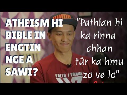 Engvangin nge Pathian a awm an rin loh?