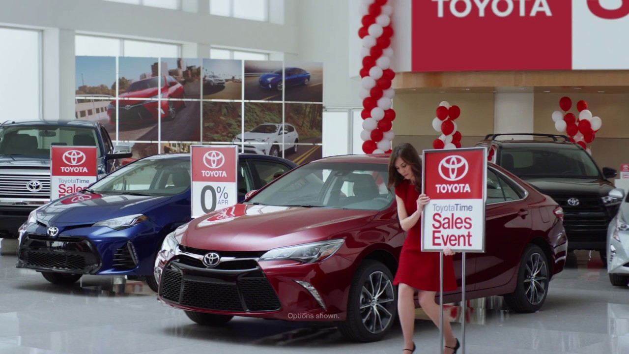 Bert Wolfe Toyota >> Bert Wolfe Toyota - Toyota Time Sales Event - YouTube